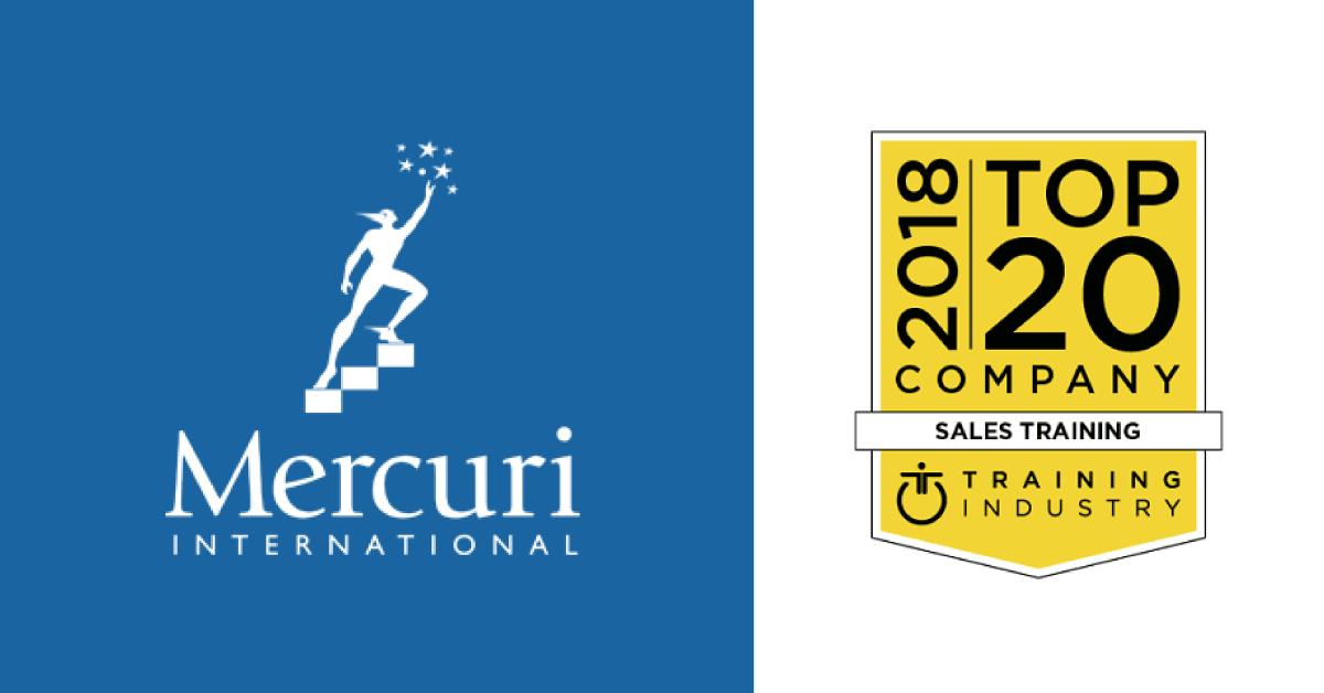 Công ty đào tạo bán hàng lớn nhất thế giới Mercuri International hợp tác giảng dạy tại MVV Coaching