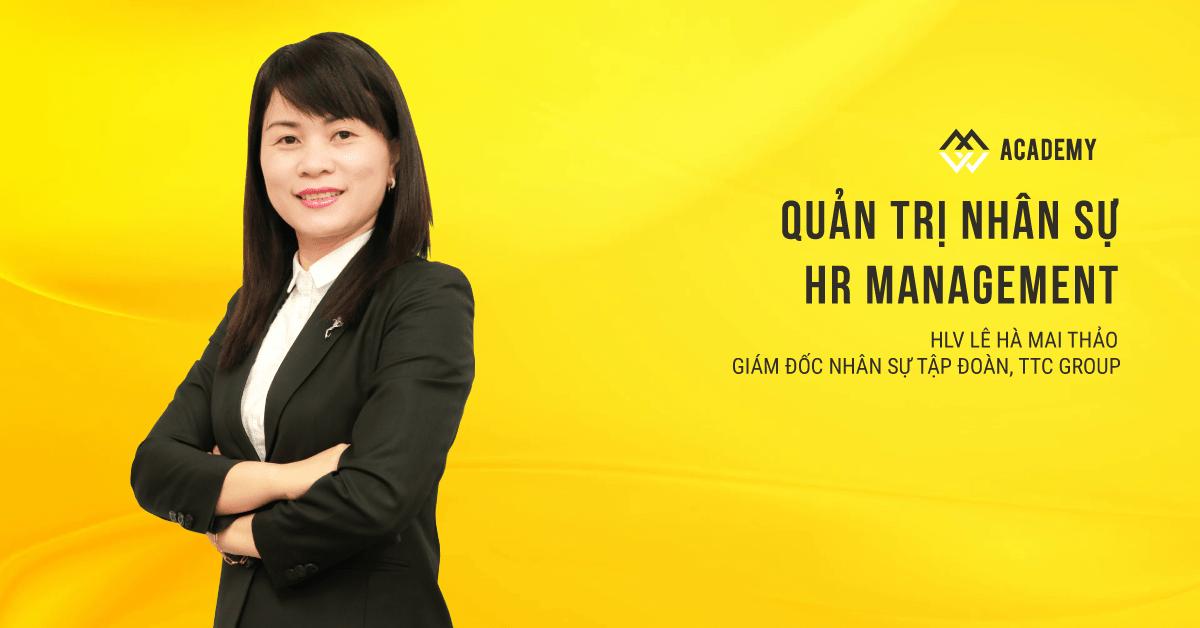 Quản trị Nhân sự - HR Management