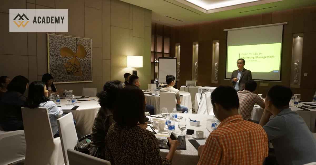 Học phần thứ 3 của iCEO Hà Nội: Doanh nhân không thể không nắm rõ marketing!